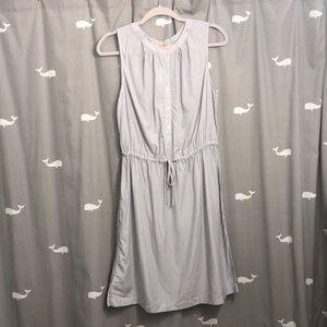 Loft pin striped dress